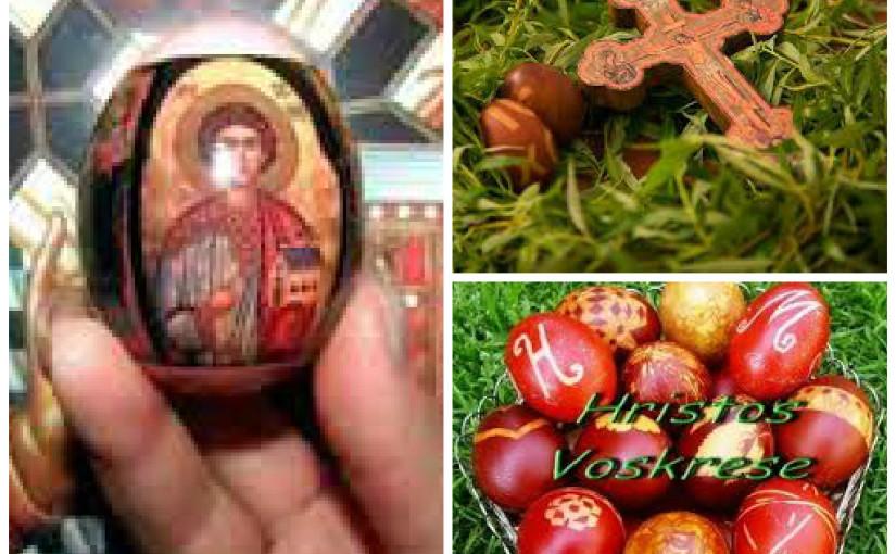 Čestitke za pravoslavni Uskrs – 20 prigodnih čestitka za pravoslavni Uskrs