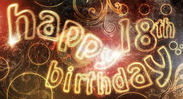 čestitka za 18 rođendan Sretan 18 rođendan – Čestitke Za Sve Prilike! čestitka za 18 rođendan