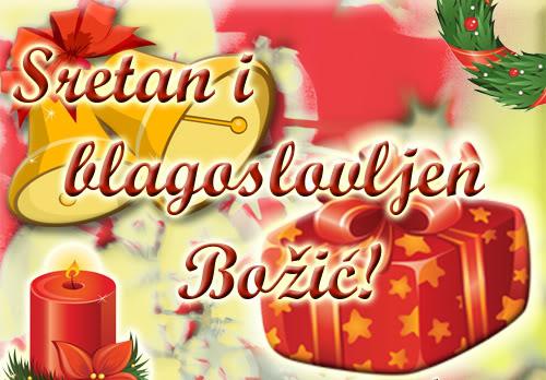 sretan bozic cestitke slike Božične čestitke – Čestitke Za Sve Prilike! sretan bozic cestitke slike