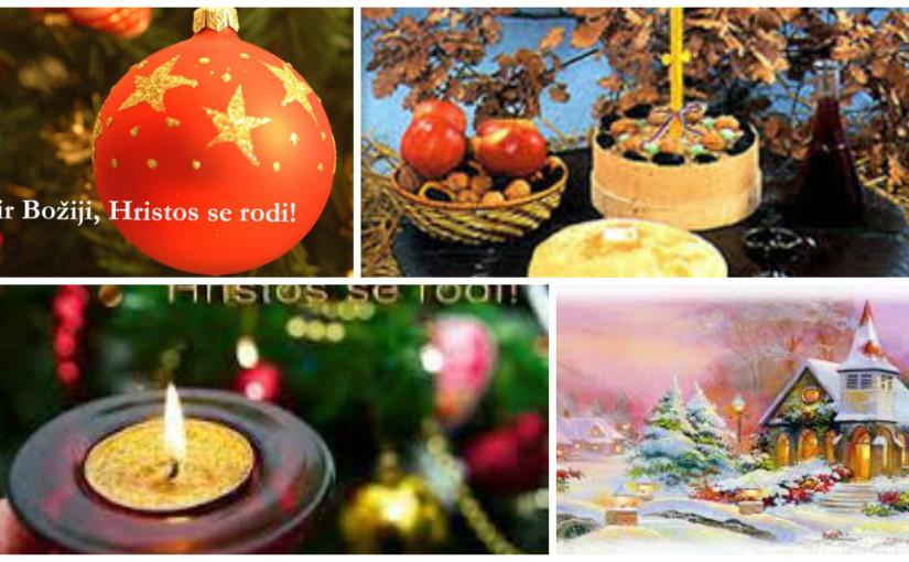 Pravoslavne Božične čestitke – 20 prigodnih Božičnih čestitka