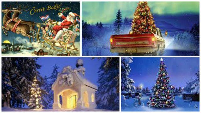 Božične čestitke – 50 prigodnih čestitka za Božič