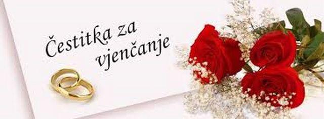 Za mladencima stihovi vjenčanje Najlepše ljubavne